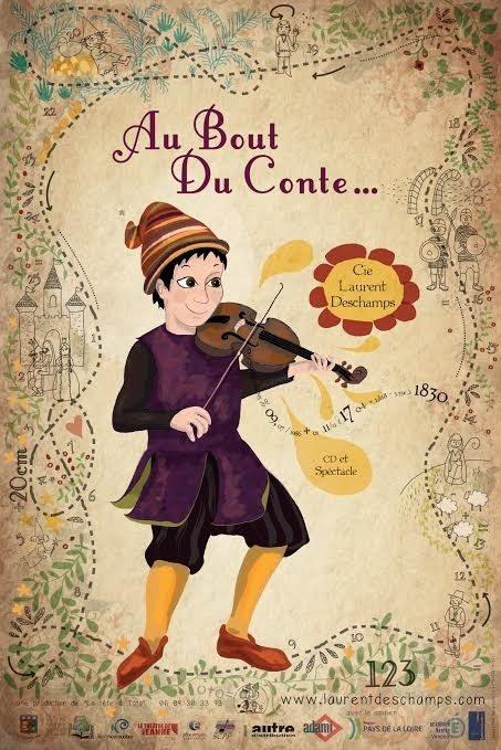 Au bout du conte Un conte à compter Nantes