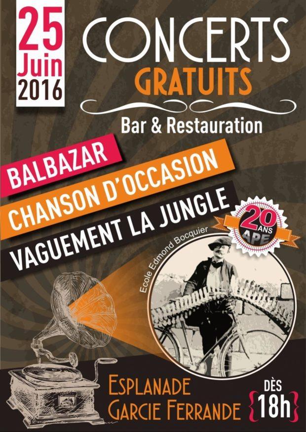 Balbazar Chanson d'occasion Vaguement Jungle Saint-Gilles-Croix-de-Vie