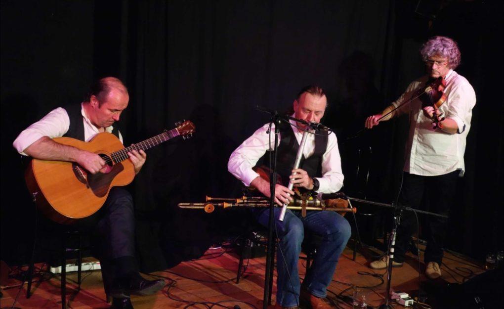 Brian McCombe Trio Trégastel