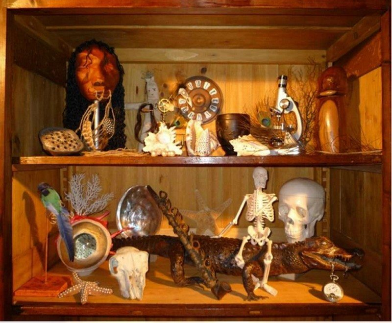 Cabinet de curiosités Herbignac