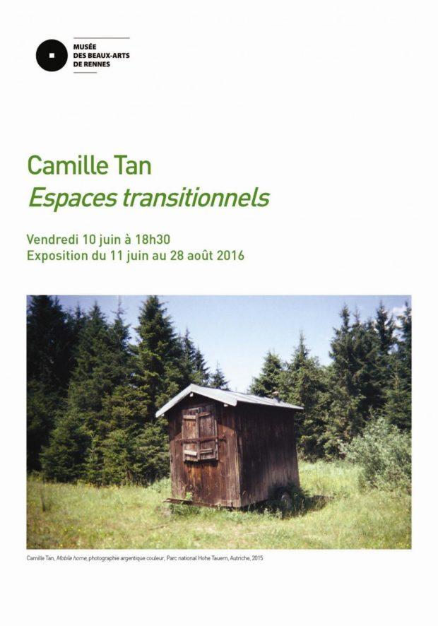 Camille Tan Espaces transitionnels Rennes