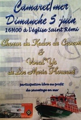 Chœur du Kador et Vocal Ys Camaret-sur-Mer