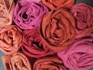 Cindy Pavis créatrice de textiles Jullouville