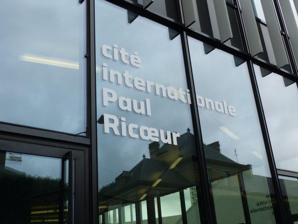 À Rennes, la cité internationale Paul Ricoeur