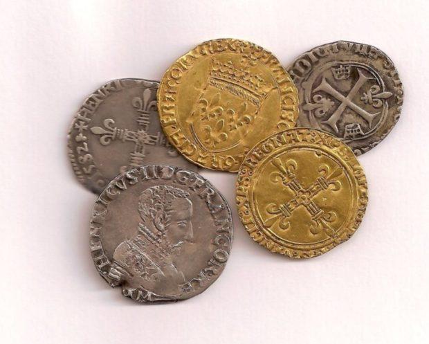 Colloque Quand Saint-Lô frappait monnaie Saint-Lô