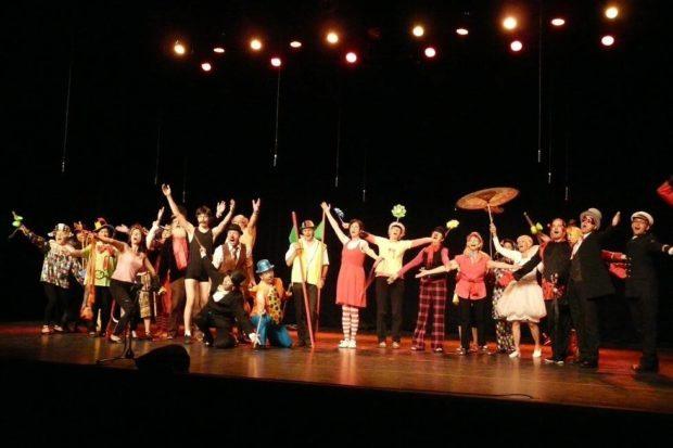 Comédie musicale - Tour du Monde en 80 jours - Grain Phonie Plougastel-Daoulas