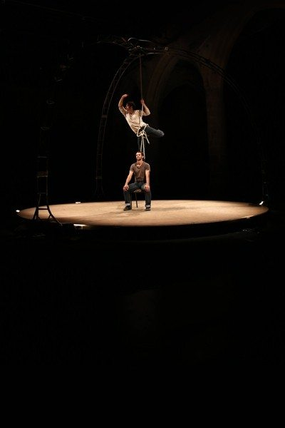 Compagnie Jupon La Déferlante spectacle art du cirque La Tranche-sur-Mer