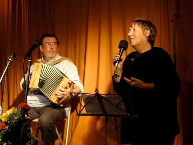 Concert chant et accordéon Plufur