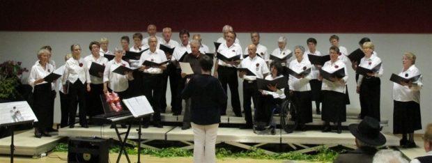 Concert chorales et chants du monde Bellevigne-en-Layon