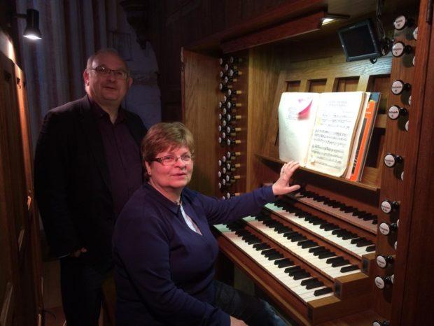 Concert d'orgue à cathédrale Quimper