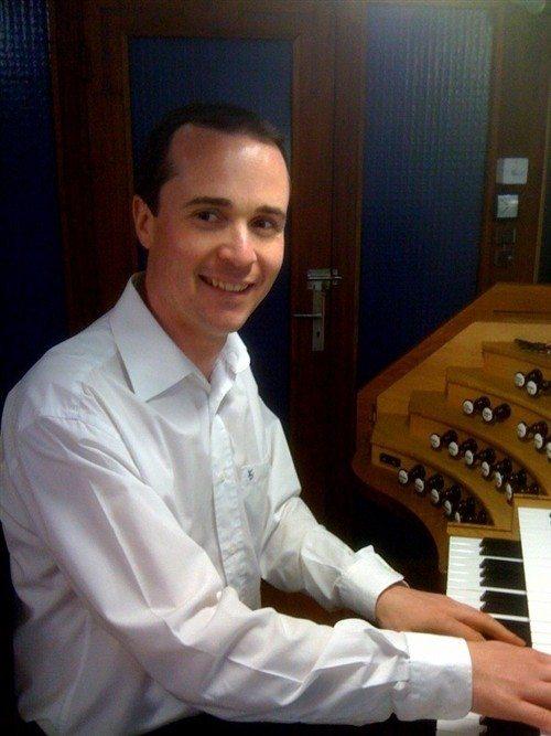 Concert d'orgue à l'église Saint-Herlé avec David Bourlot Douarnenez