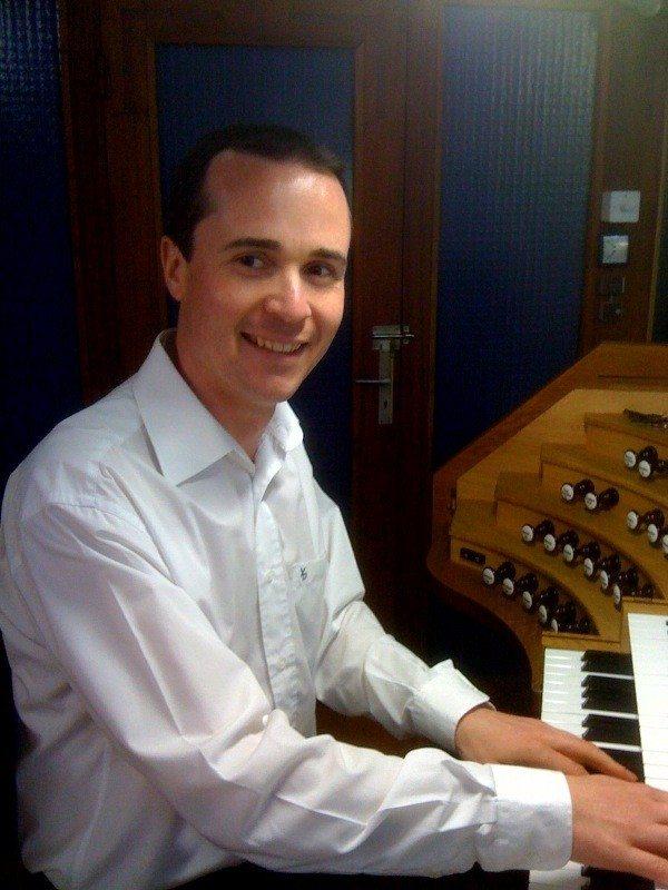 Concert d'Orgue David Bourlot Douarnenez