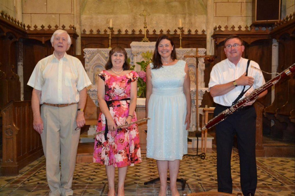 Concert estival de l'ensemble de la Chapelle La Caillère-Saint-Hilaire