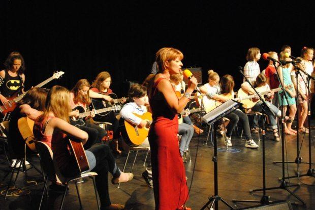 Concert l'école musique d'Elven Elven
