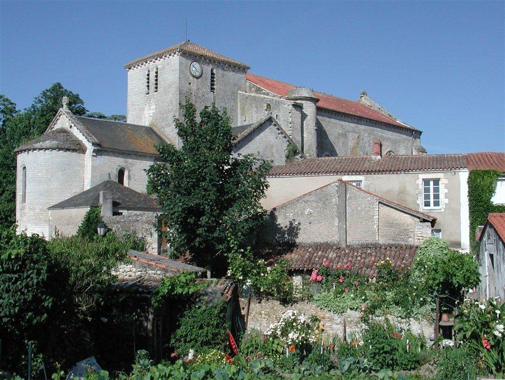 Visite commentée de l'église Notre-Dame-des-Anges Angles
