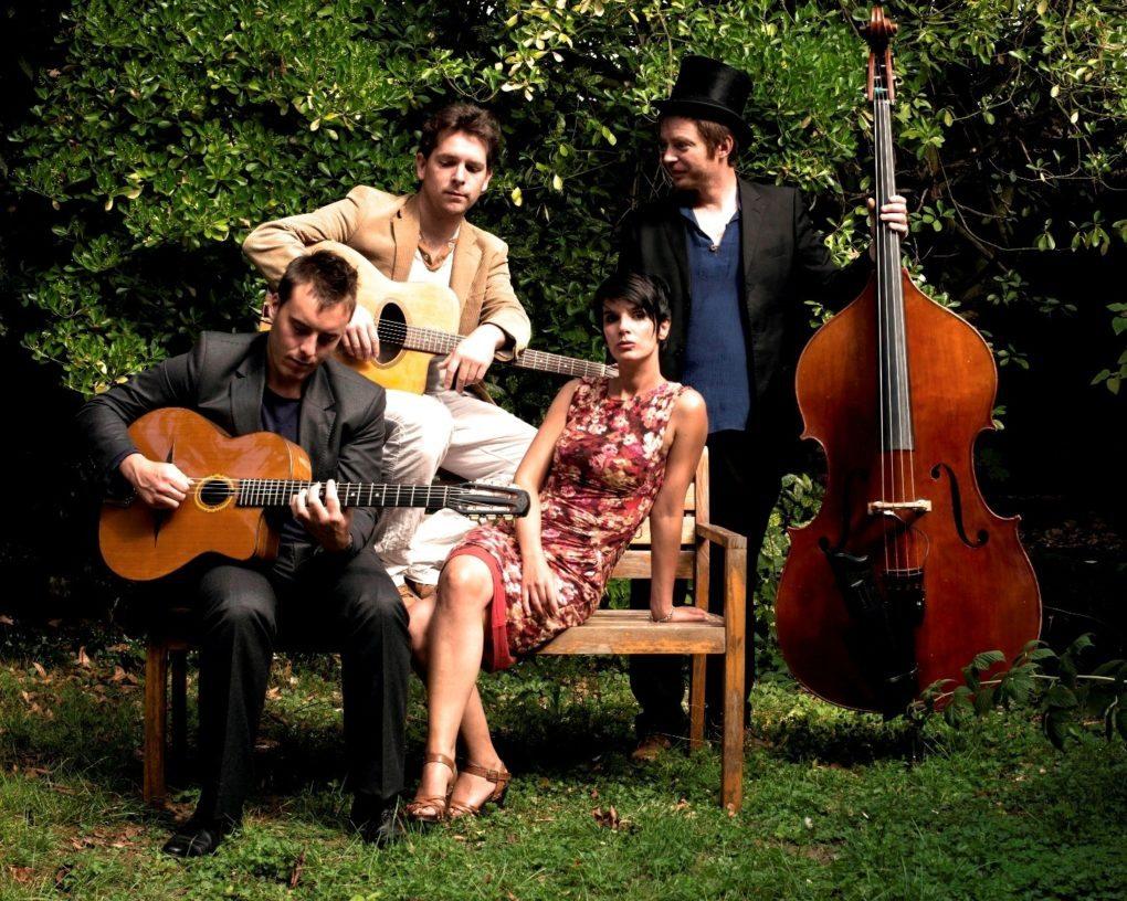 Concert Swing manouche Ploulec'h