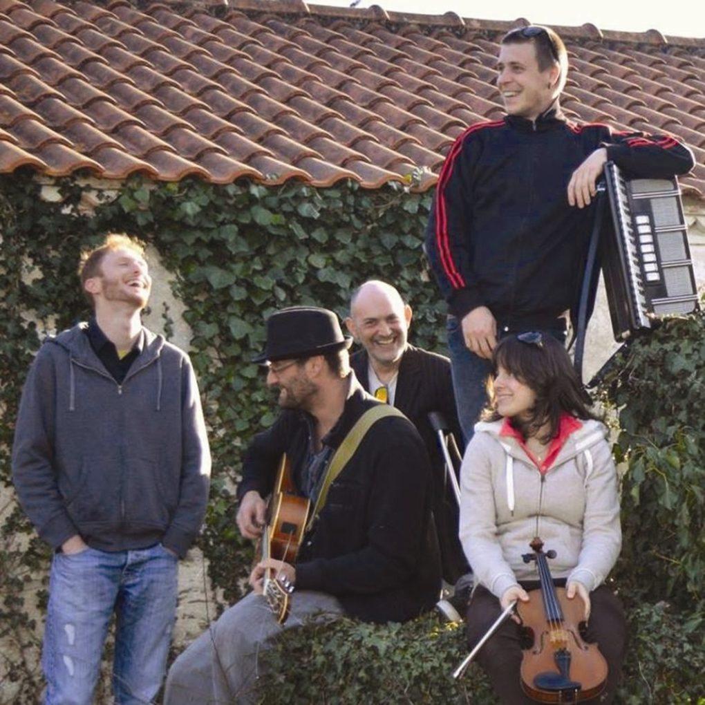 Concert Vaguabonde L'Épine