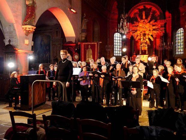 Concert vocal autour du XXe siècle Loutehel