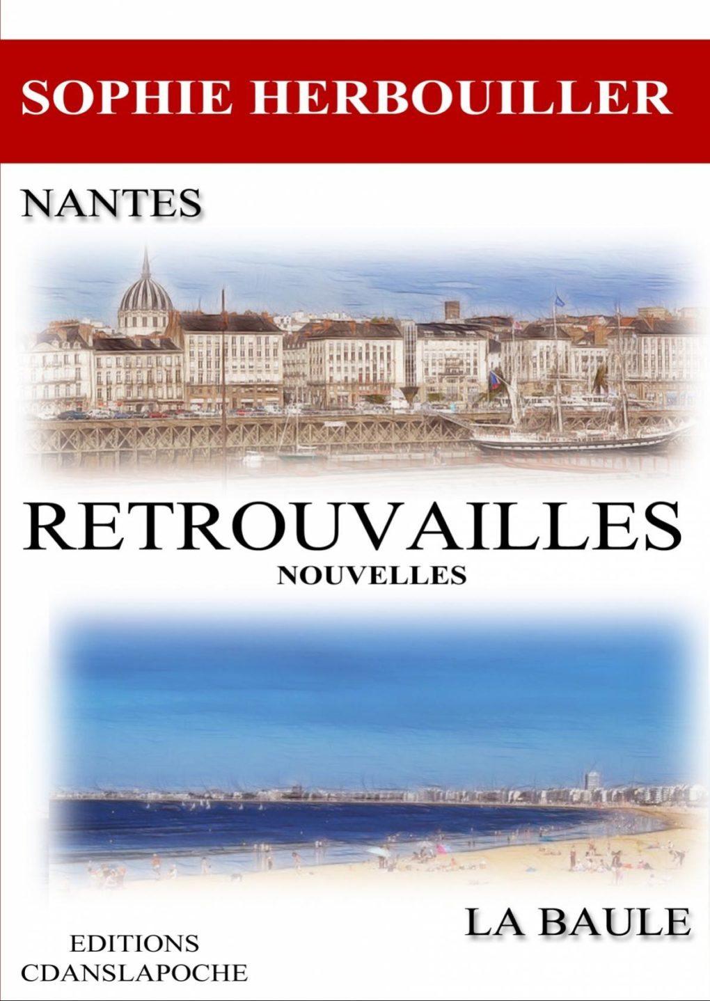 Dédicace par Sophie Herbouiller son recueil nouvelles La Baule-Escoublac