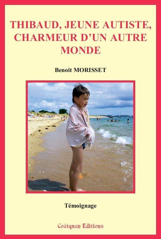 Dédicace Thibaud jeune autiste charmeur d'un autre monde Challans