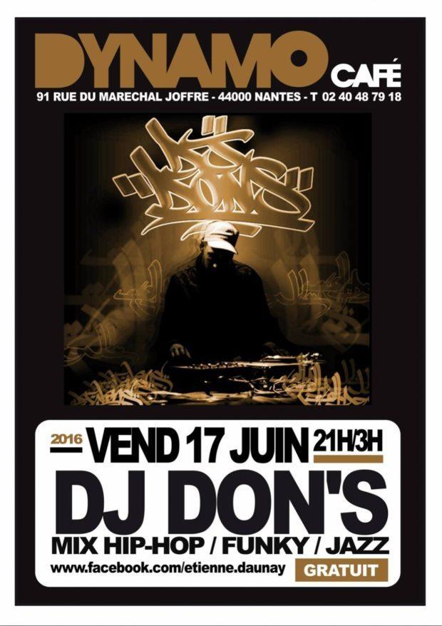 Dj Don's Nantes