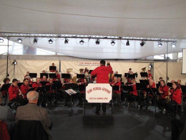 Écho musical Gemmois Sainte-Gemmes-sur-Loire