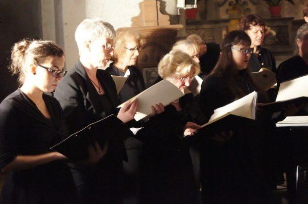 Ensemble vocal et instrumental Volubilis Aron