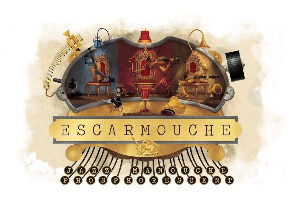 Escarmouche - Jazz manouche phosphorescent Trégastel