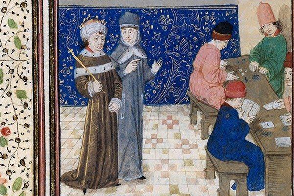 Étoffes du Moyen Âge, atelier à partir de 4 ans Clisson
