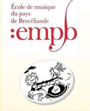 Fest deiz musiciens l'École musique du Pays Brocéliande Médréac