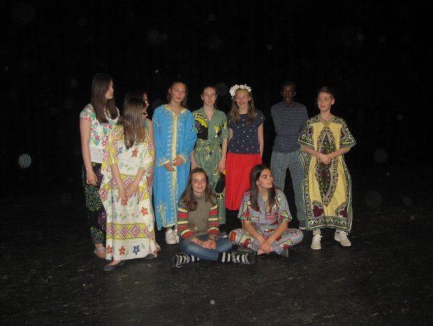 Festival'Oche (3e festival théâtre jeunes amateurs) Bouvron