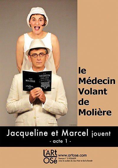 Festival Déferlante - médecin volant Molière Saint-Jean-de-Monts
