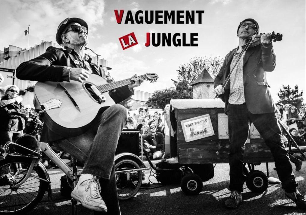 Festival la Déferlante - Vaguement la jungle Saint-Jean-de-Monts