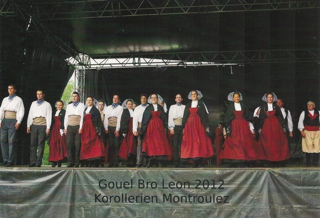 Fête bretonne Plestin-les-Grèves