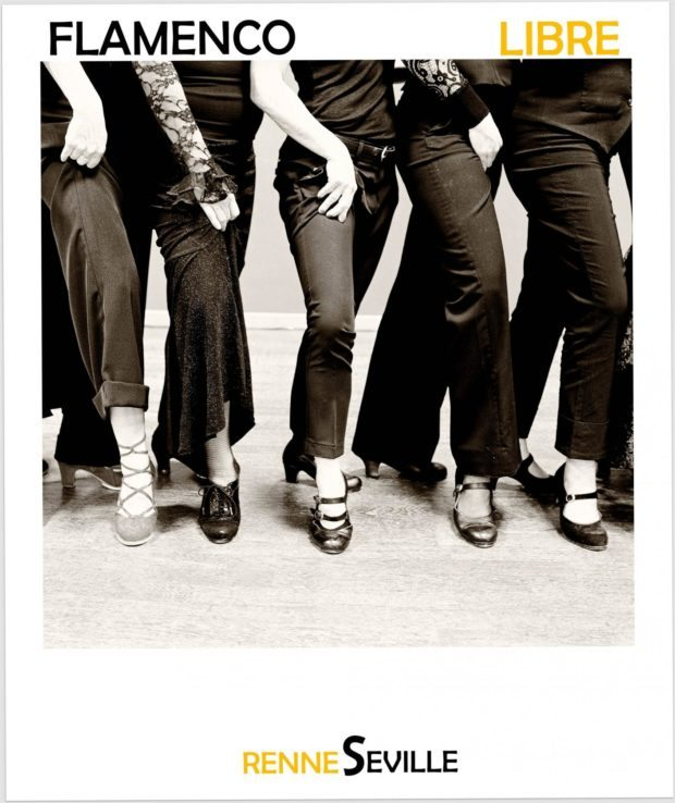 Flamenco libre avec Monica Hidalgo Paco El Lobo Steven Fougères Rennes