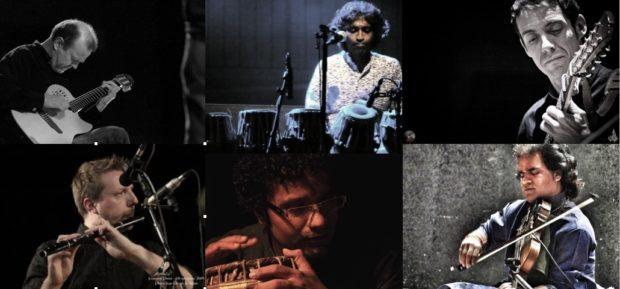 Ganga Procession Hamon-Martin Quintet Rennes
