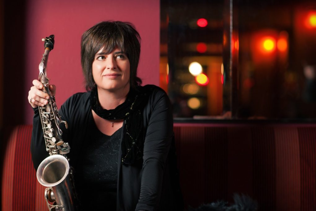 Géraldine Laurent Quartet + Sarah Lenka Quintet Le Mené