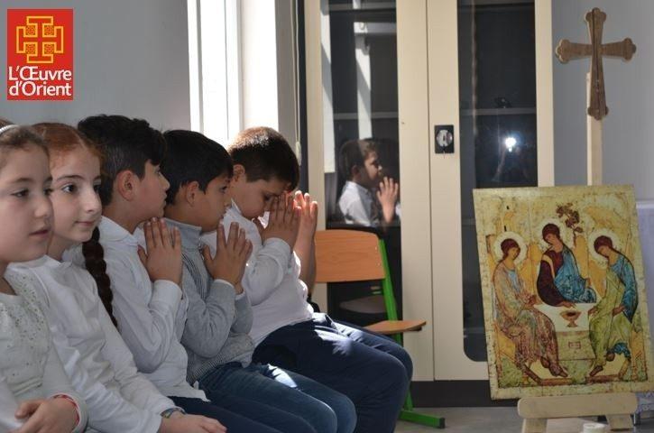 La Grande Aventure des Chrétiens d'Orient Saint-Jacut-de-la-Mer