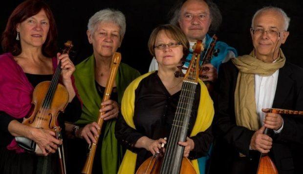 Musique ancienne Harmonia Cordis en concert Canteloup