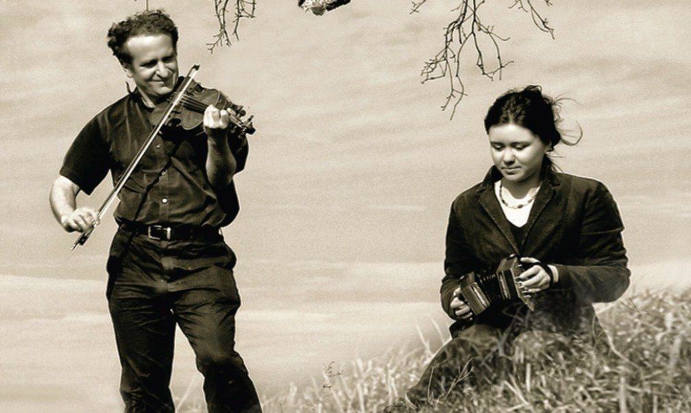 In Betwenn et Loic Jouc - musique irlandaise Trégastel