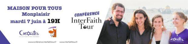 Interfaith Tour II /4 jeunes 10 mois voyage autour du monde Angers