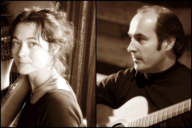 Jo Van Bouwel - musique et chants celtiques Trégastel