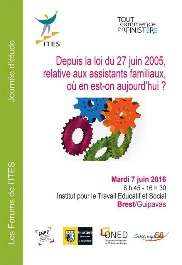 Journée d'accueil familial protection l'enfance Guipavas