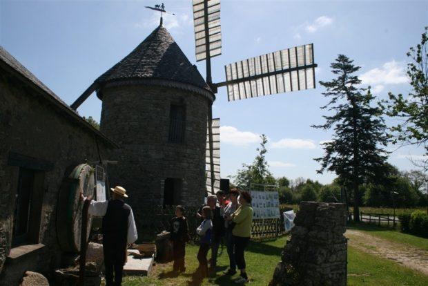 Journée des Moulins au Moulin Neuf Vigneux-de-Bretagne