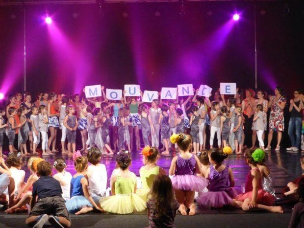 Journée portes ouvertes danse Modern Jazz au Poiré-sur-Vie Le Poiré-sur-Vie