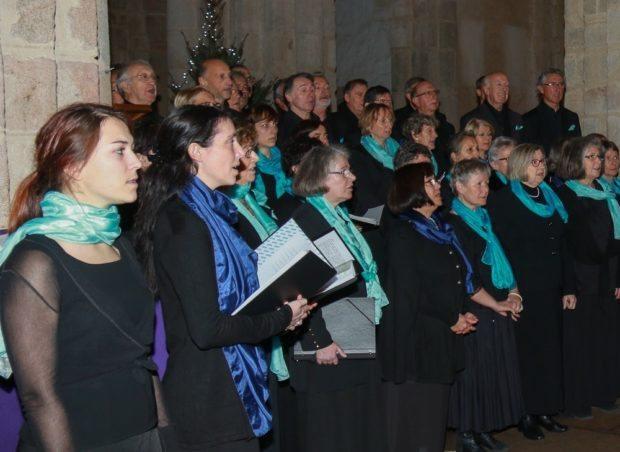 L'Écho des vagues Fouesnant (chants sacrés et chœurs d'opéra) Concarneau