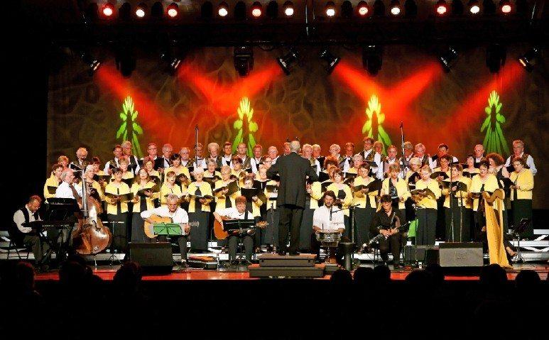 L'Ensemble Choral du Bout du Monde en concert Combrit