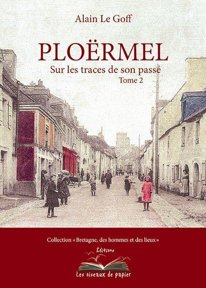 Lancement du livre Ploërmel sur traces son passé tome II Ploërmel