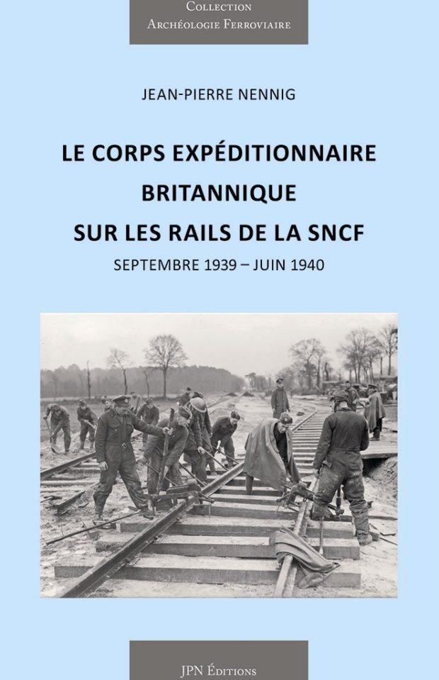 Le Corps expéditionnaire britannique sur rails SNCF Saint-Nazaire