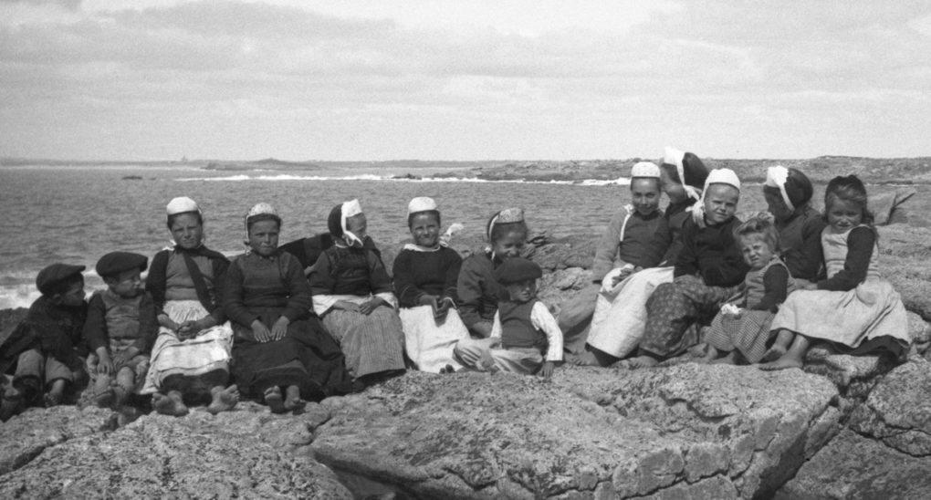 Le Pays Bigouden en 1909 à travers l'objectif d'un voyageur Penmarch